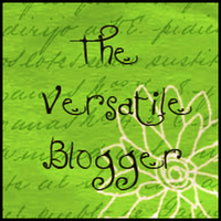 The Versatile Blogger Logo.